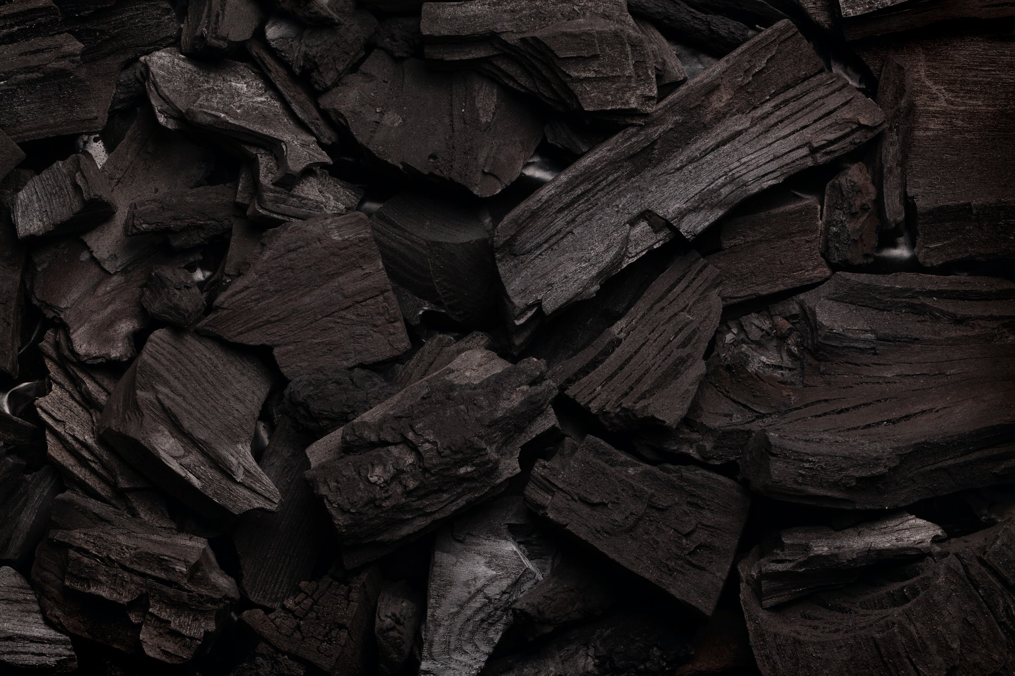 Hot coal barbecue grill backdrop