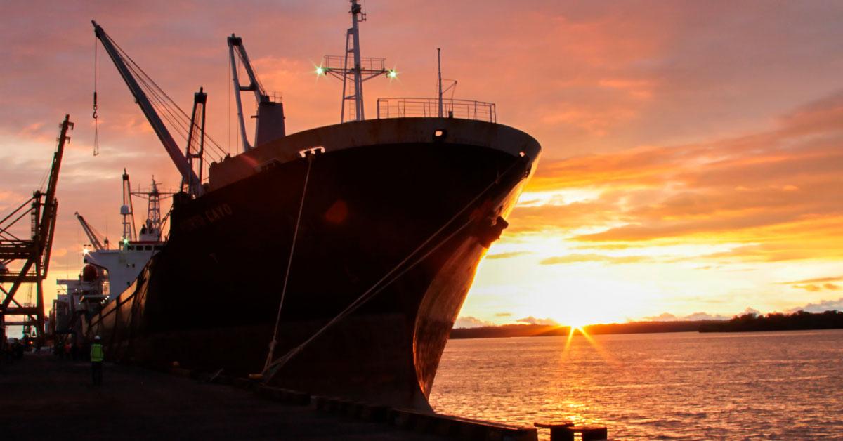 sociedad portuaria buque puerto