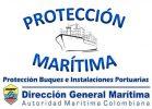 Logo DIMAR protección marítima